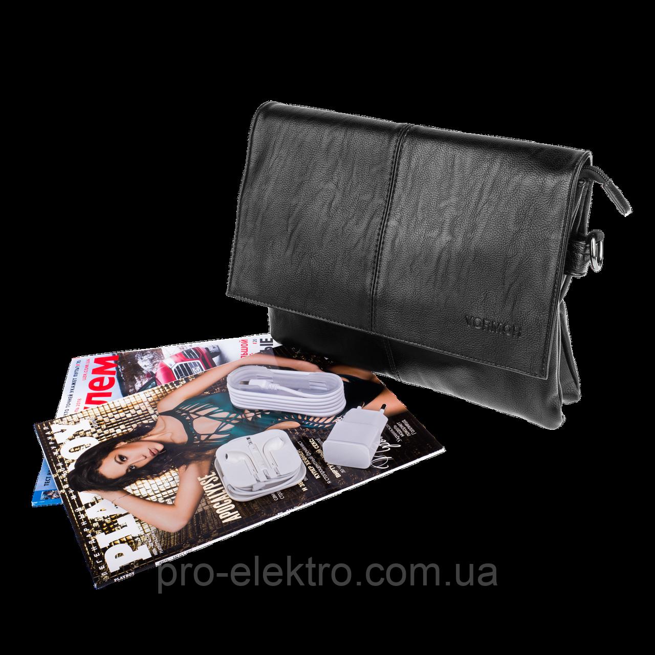 Сумка чоловіча Vormor A003-V6002BLACK