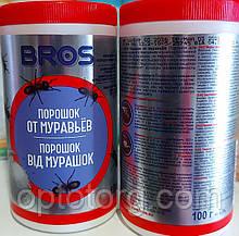 Брос Bros порошок от муравьев 100 грамм оригинал