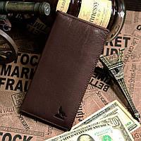 Бумажник мужской Vintage 14153 Коричневый, фото 1