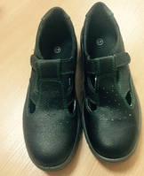 Туфли кожаные с метподноском. Поизводство Польша. Спецобувь. Рабочая обувь