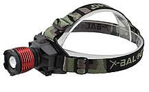 Тактический фонарик Police BL-6908 UF диод Camo np25365, КОД: 1389955