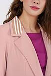 Жакет Evdress ХЅ рожевий, фото 3