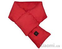 Шарф з підігрівом Xiaomi CottonSmith Smart Temperature Control Scarf Red