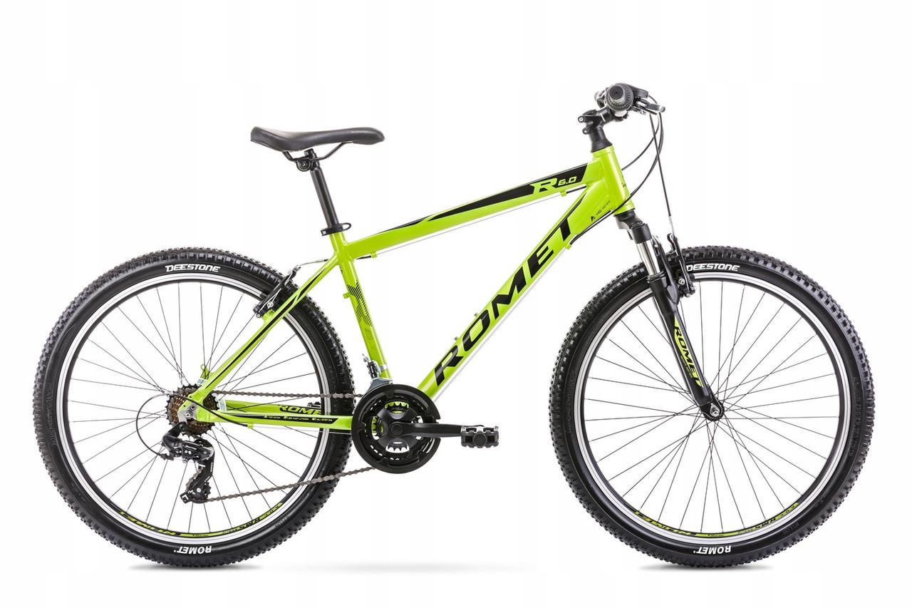 Велосипед 26 ROMET RAMBLER R 6.0 Польща