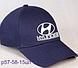 "Мужская бейсболка с авто логотипом ""Hyundai"", фото 2"
