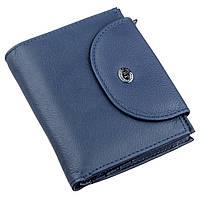 Небольшой женский кошелек ST Leather 18928 Синий, фото 1
