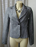 Пиджак женский жакет демисезонный бренд Fashion  р.46 4709, фото 1