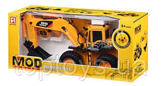 Машинка Same Toy Mod Трактор з ковшем на радіокеруванні (F927Ut)