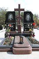 Памятник на двоих № 3213
