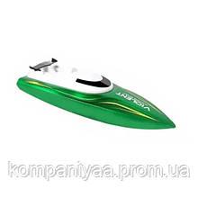 Игрушка катер NQD 757T-5002 на р/у (Зеленый)