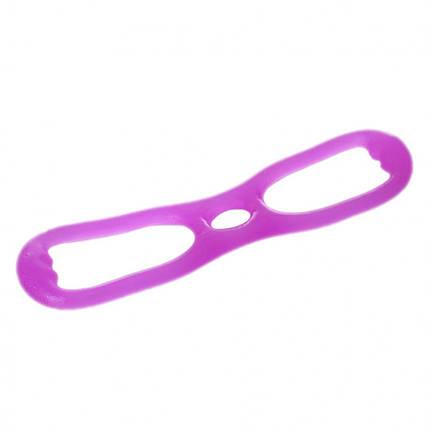Эспандер бабочка для йоги (Фиолетовый), фото 2