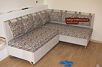 Кухонный уголок со спальным местом Велюр антикоготь, фото 1