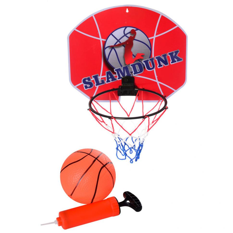 Баскетбольне кільце MR 0329 пласткиковое кільце 21,5 см (Slamdunk)