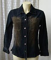 Пиджак женский рубашка вельвет хлопок бренд Best Connections р.44-46 4725, фото 1