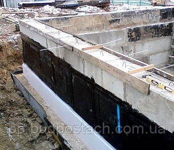 Строительство фундамента дома, котеджа
