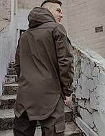 Тактический, непромокаемый мужской костюм Easy горка весенний (хаки)