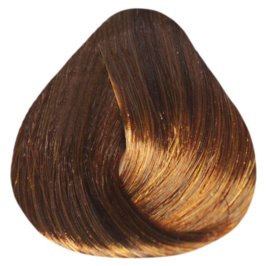 """6/47 """"темно-русый медно-коричневый"""" Крем-краска для волос ESTEL De Luxe 60 мл."""