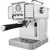 Рожковая кофеварка эспрессо Polaris PCM 1538E Adore Crema