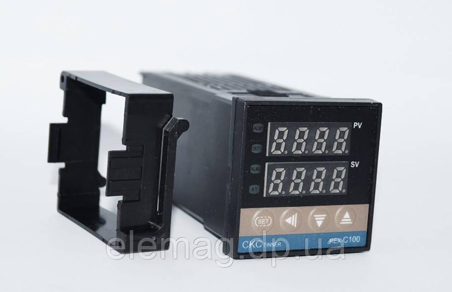 REX-C100 RELAY Контроллер с релейным выходом, два реле, полный функционал