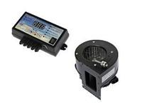 Комплект автоматики Nowosolar PK-22 + вентилятор NWS 75