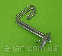Тэн нержавейка для бойлеров Ferroli 1500W / 220V / фланец Ø92мм / Lдлина=180мм (с трубкой под термостаты)