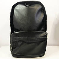 Рюкзак городской из эко-кожи мужской - женский / кожаный / для ноутбука / для девушек, для парней. Модель: