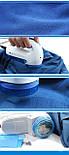 Машинка для видалення і зняття катишек з одягу електрична Shave FL-2008 White | Машинка для чищення катишків, фото 7