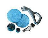 Hurricane muscle scrubber Аккумуляторная электрическая беспроводная щетка для чистки и уборки 3 в 1, фото 2