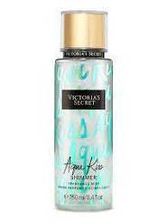 Парфюмированный спрей мист Victoria`s Secret Aqua Kiss Shimmer с шиммером