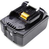 Аккумулятор PowerPlant для шуруповертов и электроинструментов MAKITA 18V 4.0Ah Li-ion (194205-3)