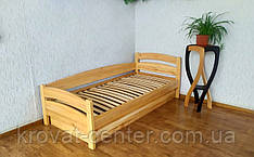 """Угловая детская кровать с подъемным механизмом из дерева """"Марта"""" 90х200"""