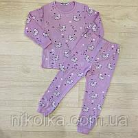 Пижама для девочек оптом, Setty Koop, 1-5 лет, арт. PJM1009, фото 3