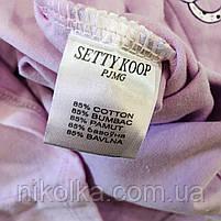 Пижама для девочек оптом, Setty Koop, 1-5 лет, арт. PJM1009, фото 6