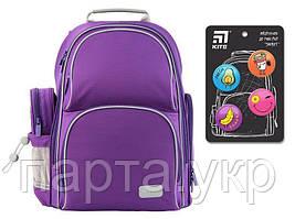 Школьный рюкзак Kite Education Smart, фиолетовый