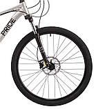 """Велосипед Pride MARVEL 9.3 29"""" M 2021 Cірий, фото 2"""