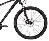 """Велосипед Pride MARVEL 9.3 29"""" XL 2021 Чорний, фото 3"""