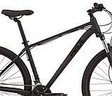 """Велосипед Pride MARVEL 9.3 29"""" XL 2021 Чорний, фото 4"""