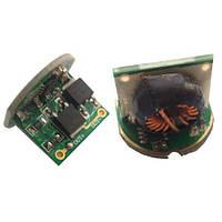 Драйвер для светодиодов 2823: преобразовывает входящее напряжение, 26мм