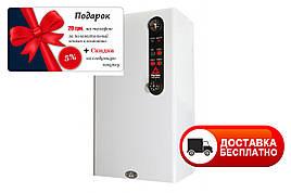 Котел электрический настенный Tenko 6 кВт Стандарт + 220 В СПКЕ с насосом и бачком, электрокотел в дом
