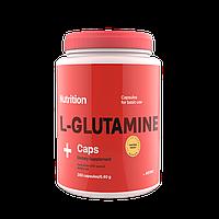 Аминокислота глютамин AB PRO L-Glutamine caps 360 капсул