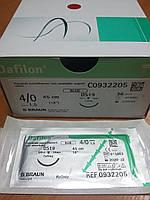Дафилон Dafilon, Нейлон Монофиламент 4/0, 19 мм