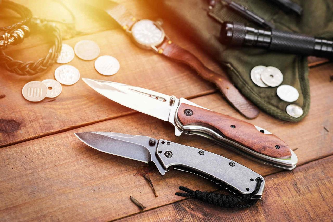 Нож и закон: являются ли клинковые изделия холодным оружием