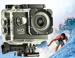 Экшн камера Action Camera А7 Sports Cam Full HD с боксом и креплениями