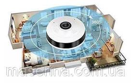 Беспроводная IP камера видеонаблюдения панорамная WiFi IP FV-A3607B960PH (9593)