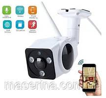 Камера видеонаблюдения Wi-Fi IP V380-K5-360-130W (9594)