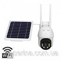 Камера на солнечной батареи YN90 (9589) с WIFI