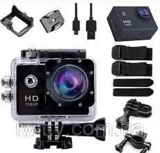 Экшн камера водонепроницаемая А7 Sports Cam Full HD