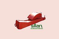 Труба ЗМ ЗА 03.070 + носок ЗА 03.080 (запчасти на зернометатель зм-60, триммер к зм 60)