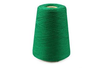Lana Gatto Шерсть мериноса 100%, Зелёный, 100гр/1230м, Италия
