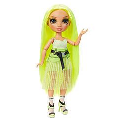 Детская кукла Рейнбоу Хай Rainbow High S2 - Карма Никольс